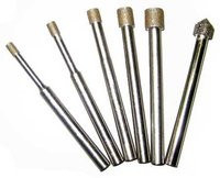 Electroplated Diamond Grinding Pins