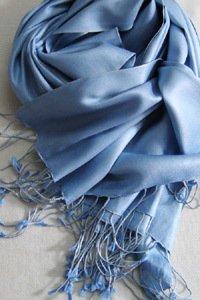Hand Woven Pure Silk Shawl