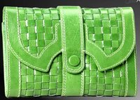 Leather Decorative Womens Purses