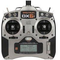 2.4g 6ch Rc Transmitter Spektrum Dx6i+Ar6100e