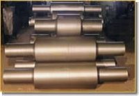 Spheroid Graphite Cast Iron Rolls