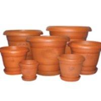 Fibre Flower Pots