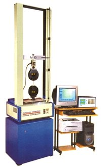 Computer Controlled Electronic Universal Testing Machine