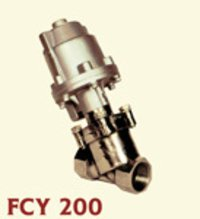 2 Way Pneumatically Operated Control Valves