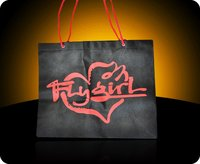 PP Non Woven Bag With Heart Printing
