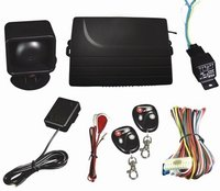 One-Way Basic Model Car Alarm System