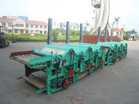 Six Roller Textile Waste Recycling Machine (GM-610)