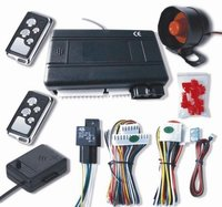 With Engine Start Two-Way Car Alarm