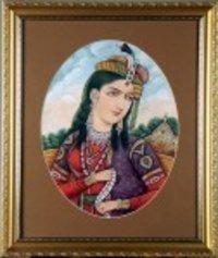 Empress Jameela Painting