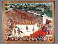Sita Swayamvar Painting