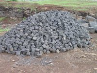 Basalt Stone Cobbles