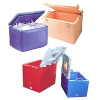 Plastic Ice Box Mould