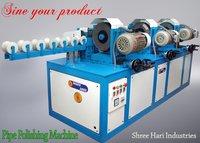 Tube Polishing Machines