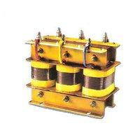 Detuned Harmonic Filter Reactors