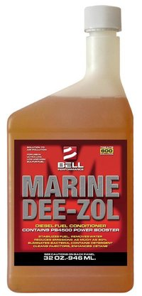 Marine Dee-Zol Fuel Conditioner