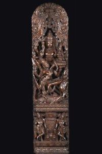Gajendra Moksha - Vishnu Saves The Elephant Gajendra 60