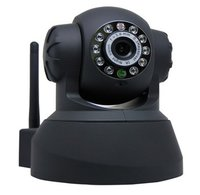 Wireless Plug And Play Ip Network Camera