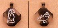 Designer Laser Buttons
