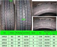 Light Truck Radial Tires
