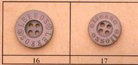 Polyester Laser Buttons