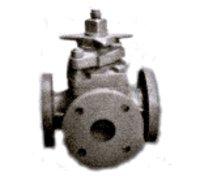 Multi Port Plug Valves -3 Way , 4 Way And Inverted