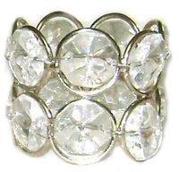 14 Crystal Crystal Napkin Rings