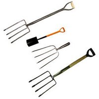 Garden Forks And Spades