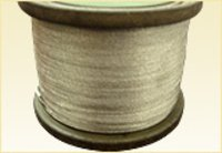 Tin Coated Flat Braided Copper Wire