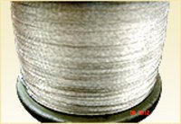 Tin Coated Flat Braided Copper Wires