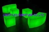 Led Cube Chair