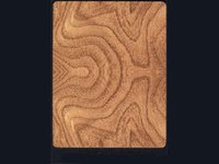 Real Touch-Wood Grain Plywood