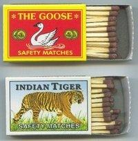 Smoker Type Matches