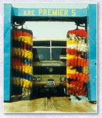 Commercial Vehicle Gantry Type Washing Machine