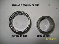 DL 3520 REAR AXLE BEARING WITH CONE