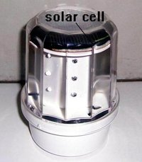 Solar Vehicle Light