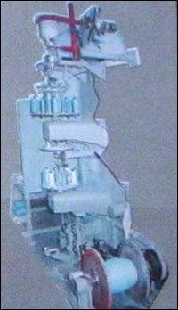 Detonator Chord Spinning Machines