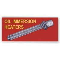 Oil Immersion Heaters