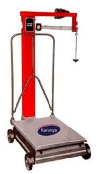 Mechanical Platform Scale 300kg