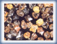 Grinding Applications In Ferrous Metals Using Cbn Powders Cbn-123 A (Amber)