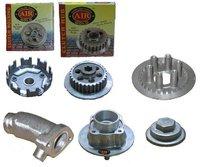Aluminium Pressure Die Casted Auto Parts