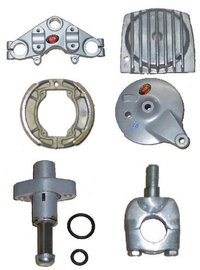 Aluminium Pressure Die Casted Parts