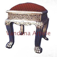 Handcrafted Silver Tables