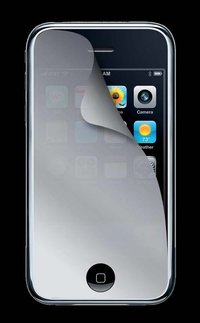 Mirror Screen Protector Cover Guard For Iphone 3G, 3Gs