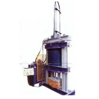 Hydraulic Vertical Bailing Press