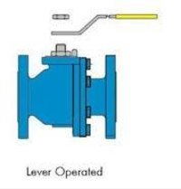 Lever Operated Valves