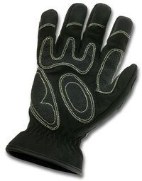 Fire Fighting Black Color Gloves