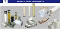 Bag Filter For Air & Gas Filtration
