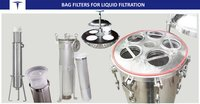 Bag Filter For Liquid Filtration