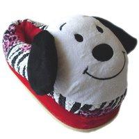 Cute Animals Soft Indoor Winter Cotton Slippers