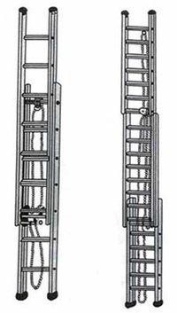 Aluminium Wall Extension Ladder (Ad002)